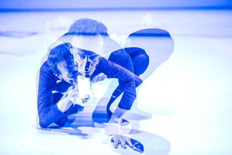 """Featured image for """"Una giornata qualunque del danzatore Gregorio Samsa"""""""